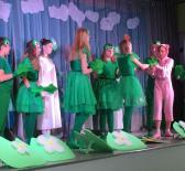Театральный коллектив «Штуди» школы № 12 открыл очередной театральный сезон